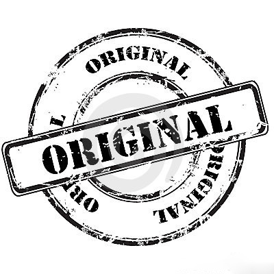 Originale Erstatzteile